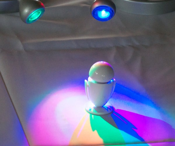 Magicolor Shadow Lamps
