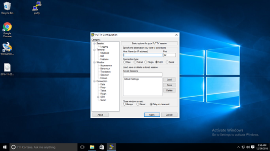 Remotely Connect to Your Pi Using Windows