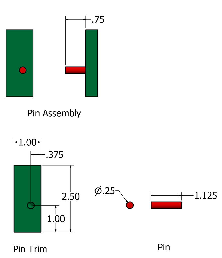 Add Pin Assembly
