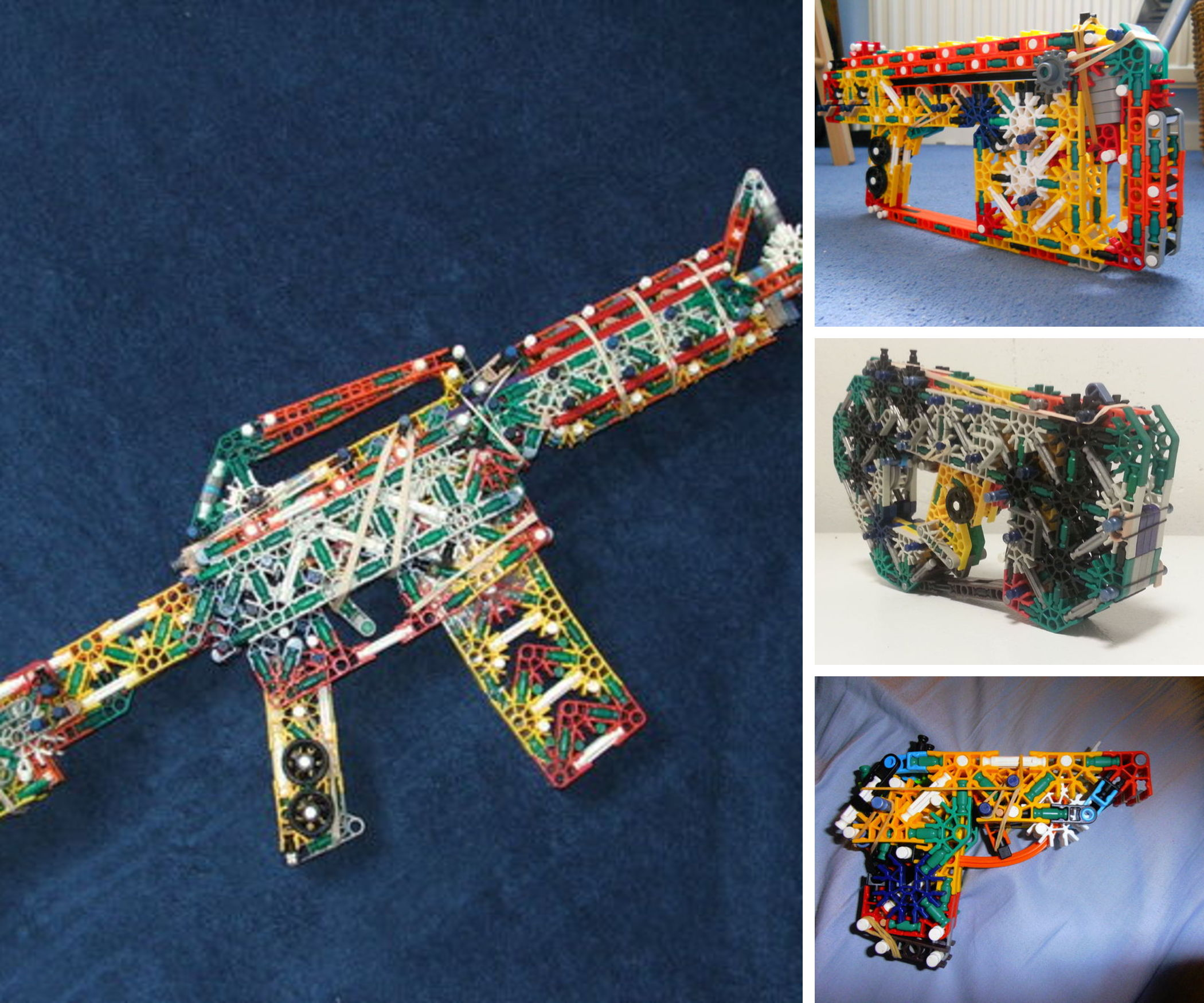 Best Looking Knex Guns