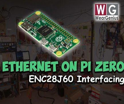Ethernet Connectivity on Raspberry Pi Zero