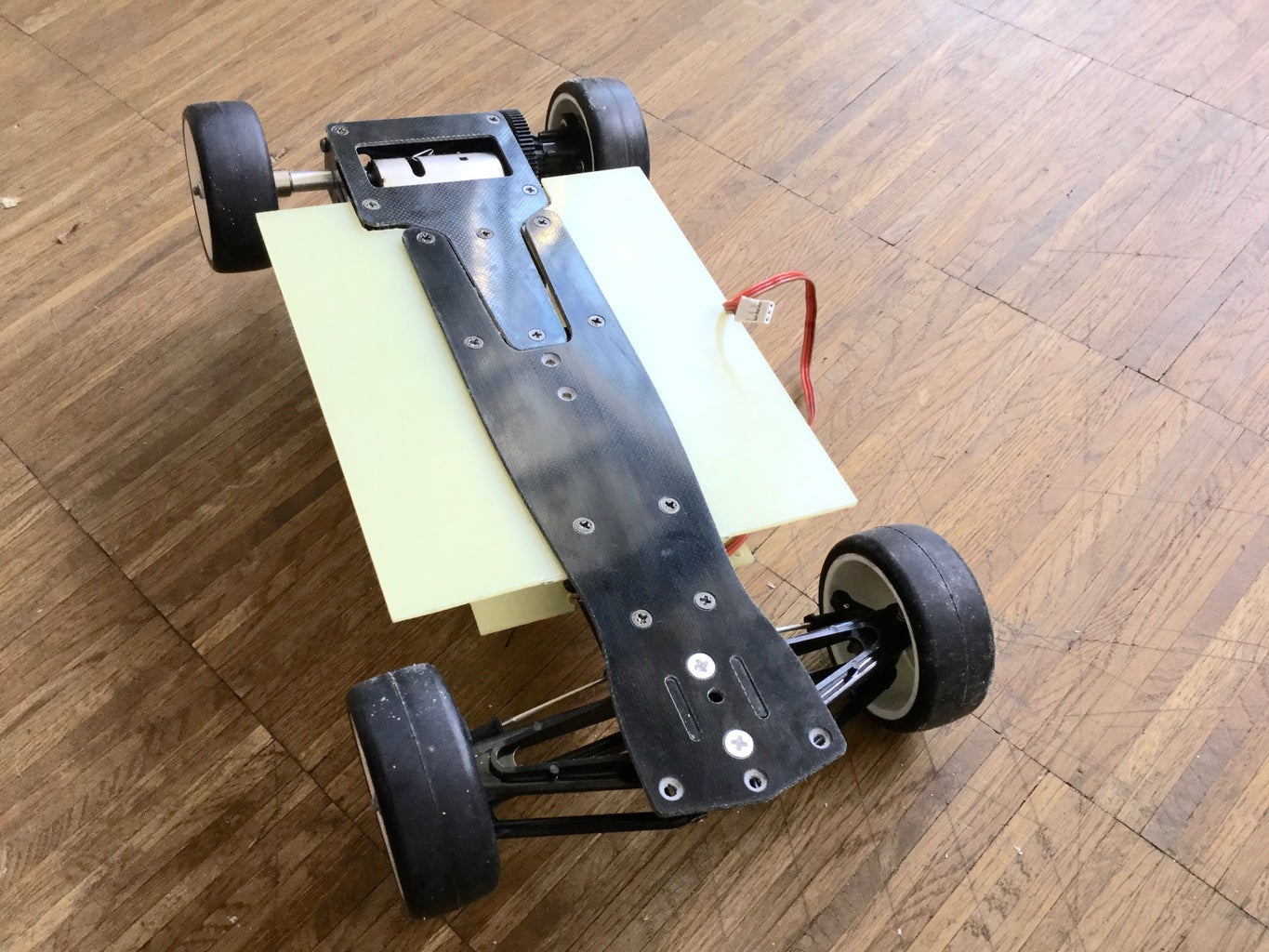 EXTENDING THE CHASSIS