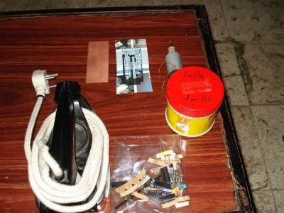 DIY Pcb Hand Drilling Machine