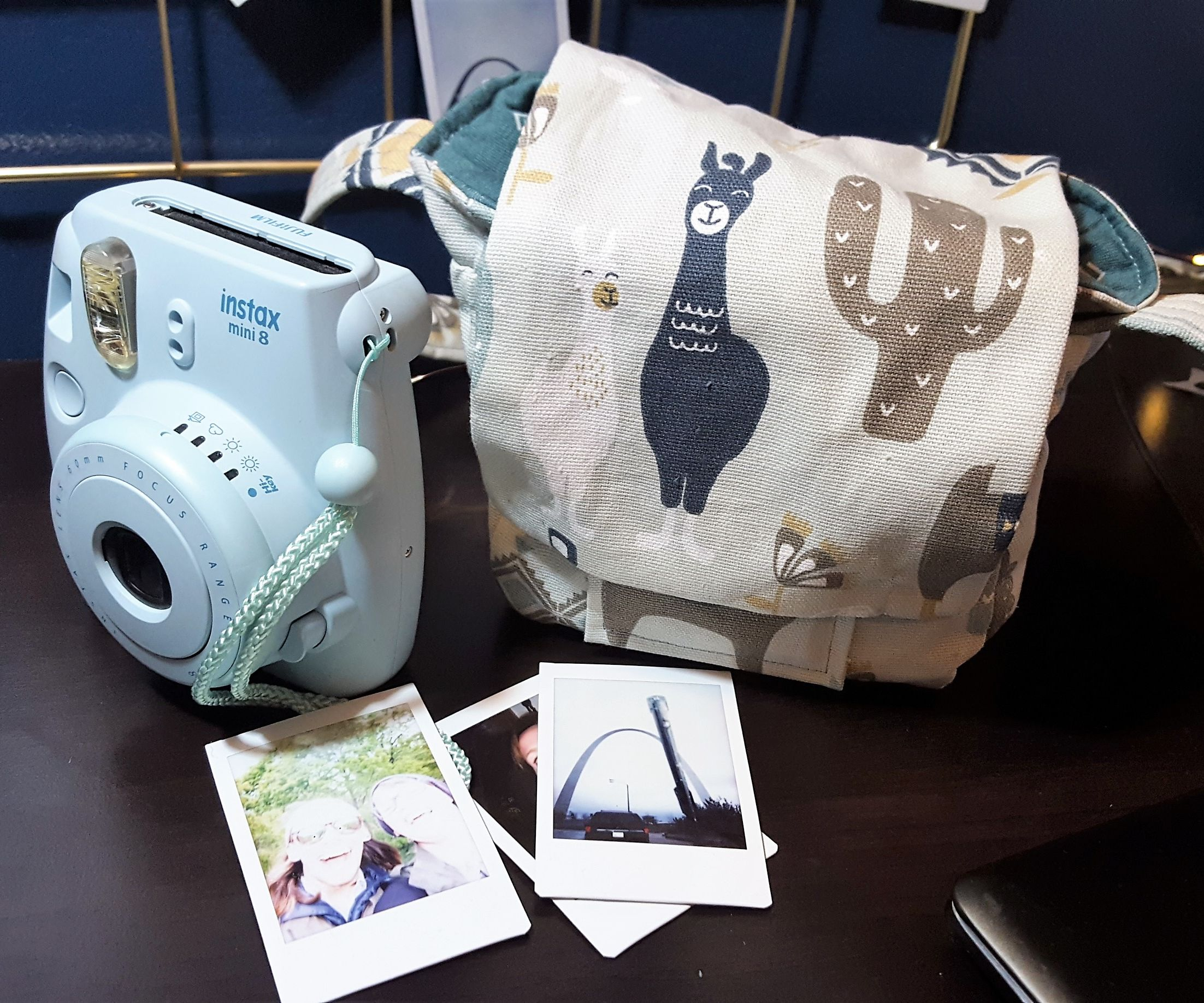 Instax Mini Camera Bag