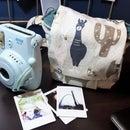 Instax Mini Camera Bag