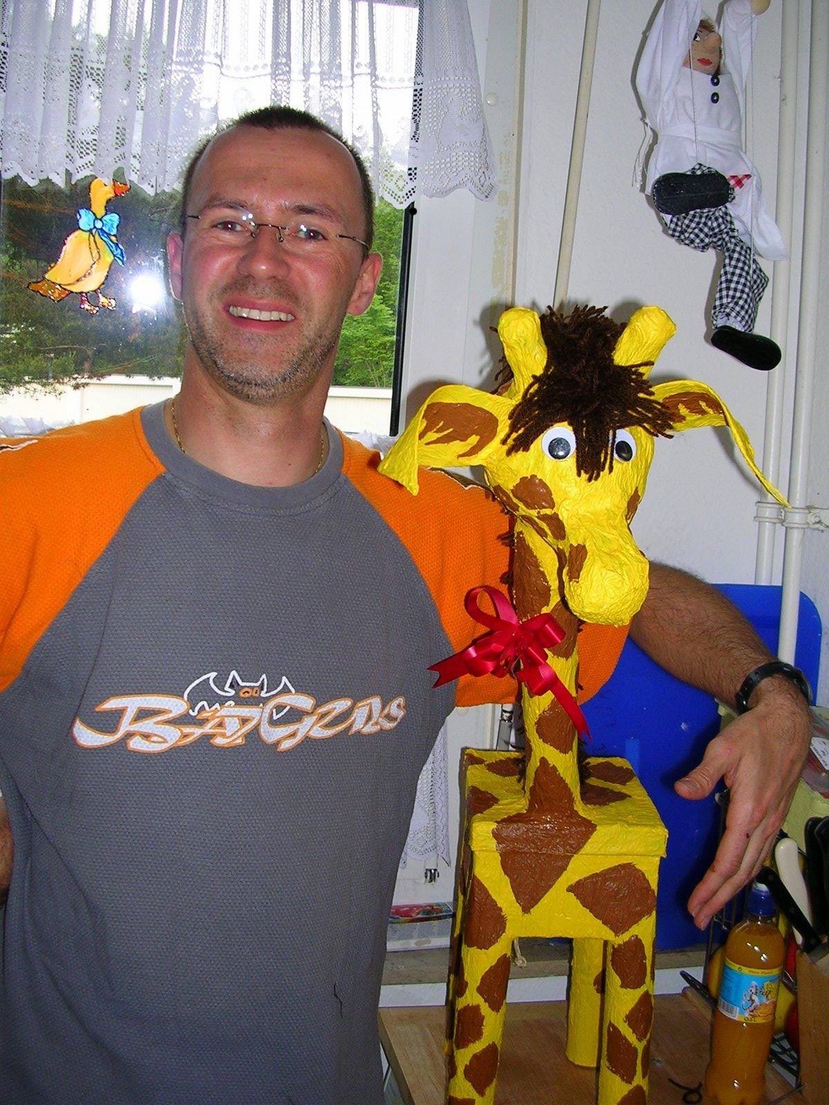 Monster Giraffe