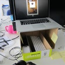Gypsy Desk for Officies Peripateticians - Office Black Opps Surviving Tip