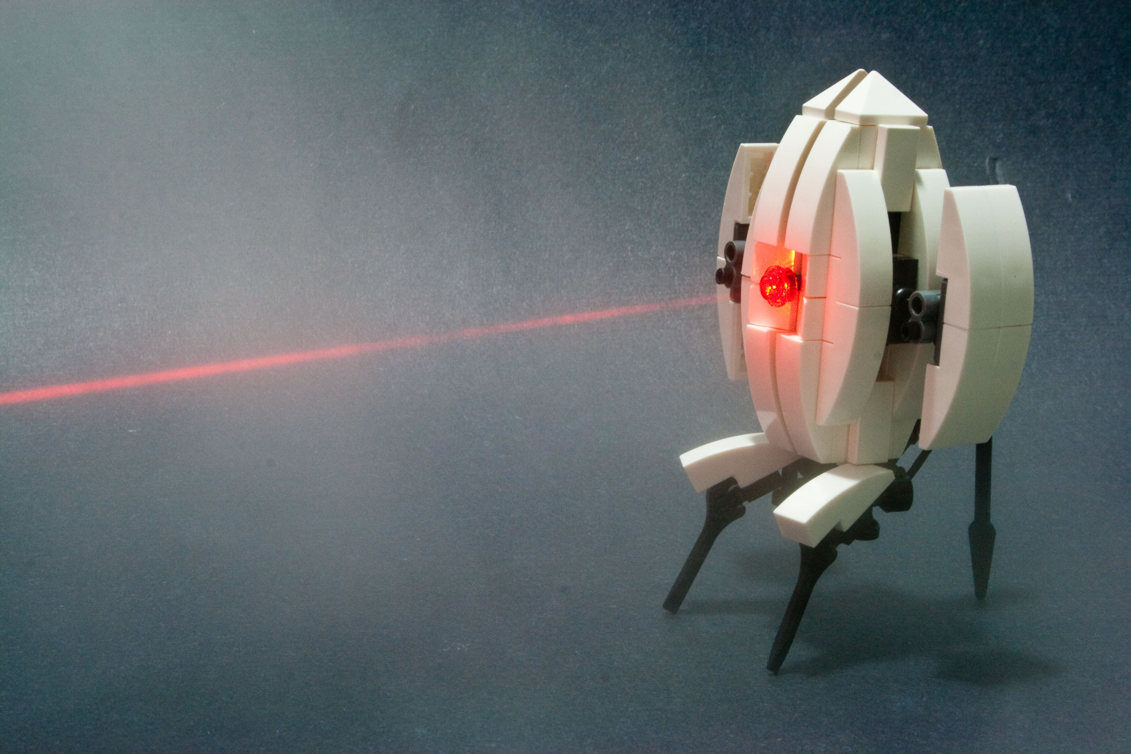 Lego Portal Turret