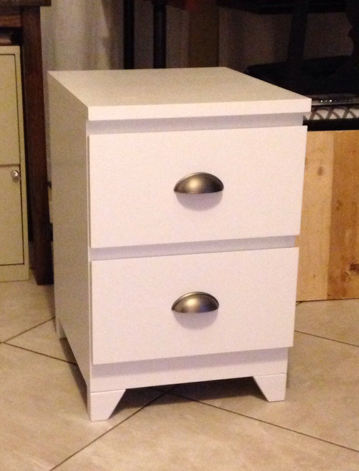 Ikea Malm Nightstand Instructables