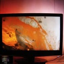 Make your own TV ambilight using Arduino