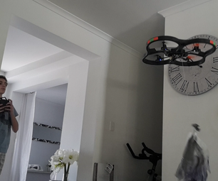 Drone Ghost!