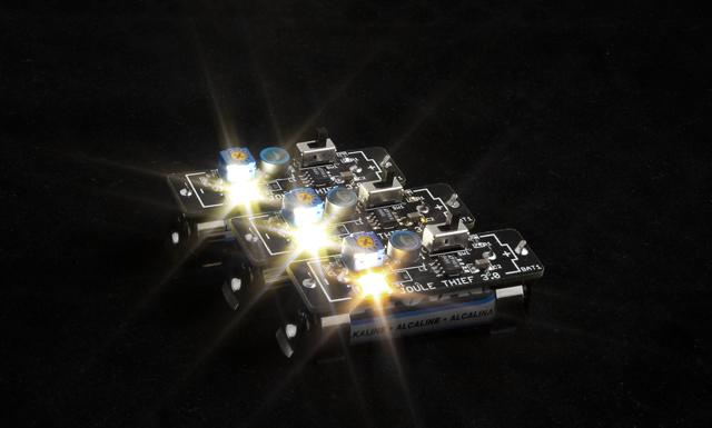 1 Watt LED Joule Thief