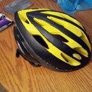 Painting a Bike Helmet