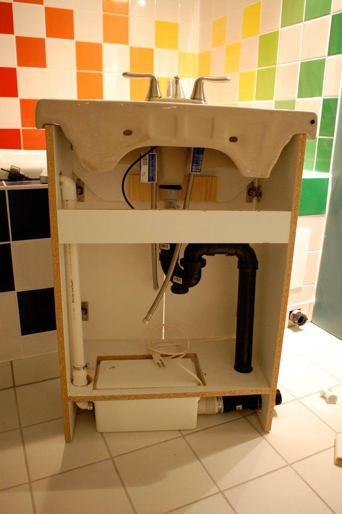 Installing the Plumbing