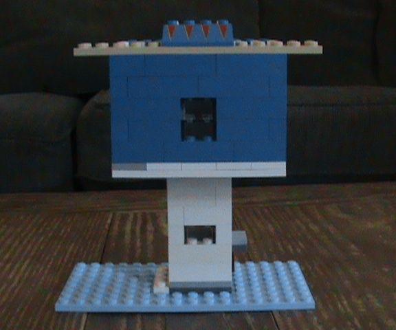How to Make a Lego Candy Dispenser