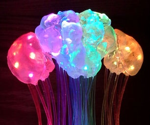 Light Show in a 3D Printed Model