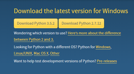¿Cómo Descargar Python?
