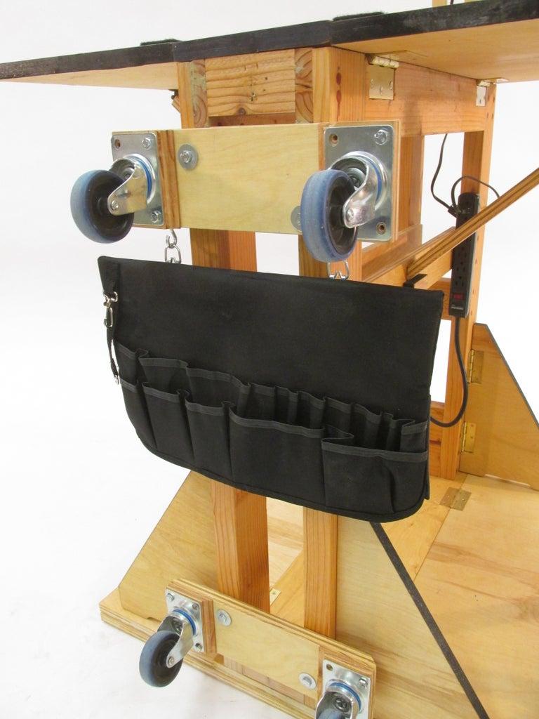Creating the Tool Racks