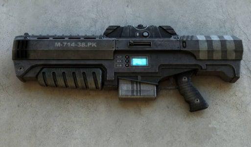 Knex Assault Kit -scar 11.01 Knex -assault Knife