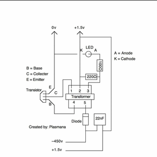 Build a World's Smallest Electronic Shocker! Version 2.5