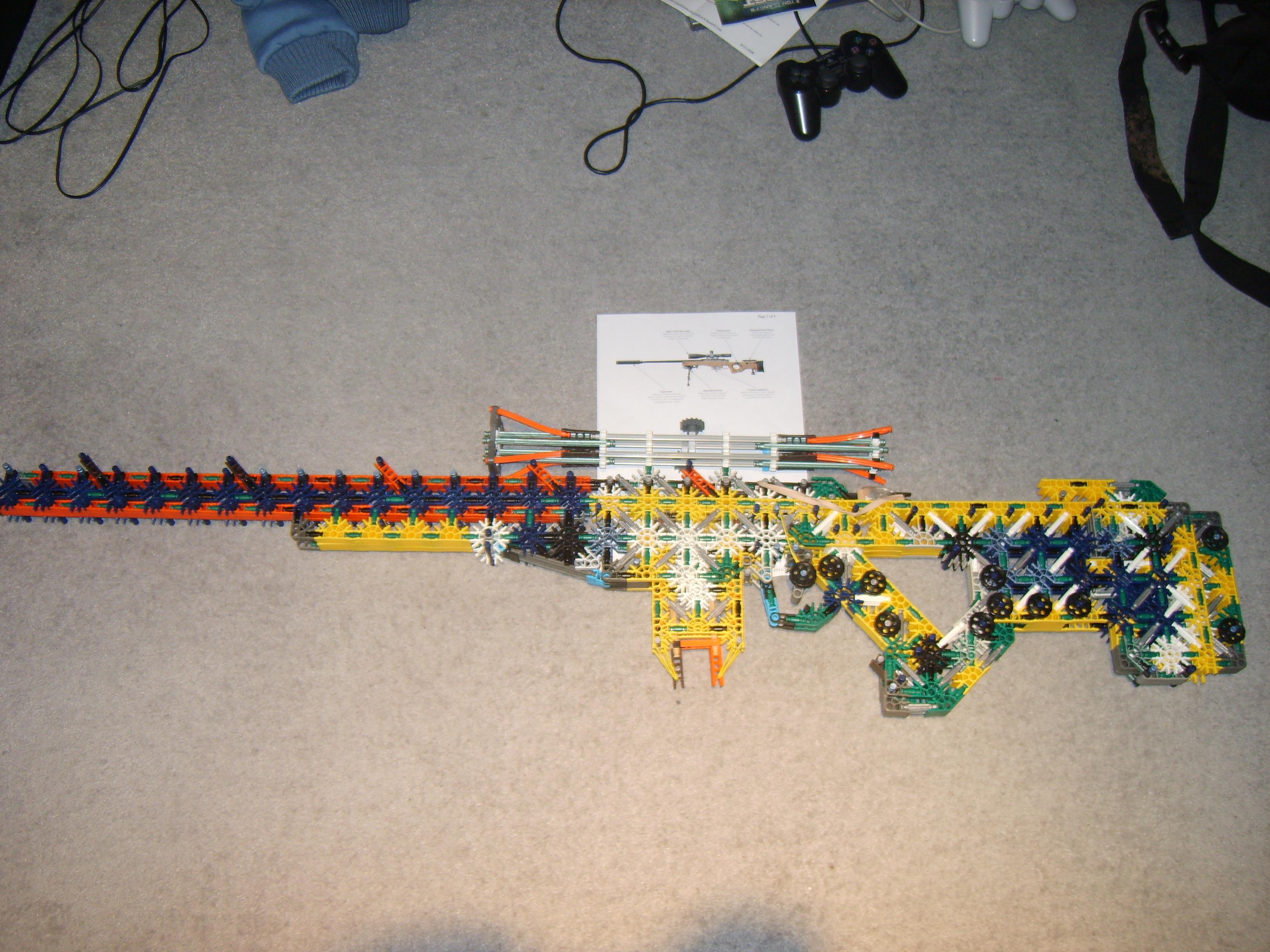 My Knex L96A1