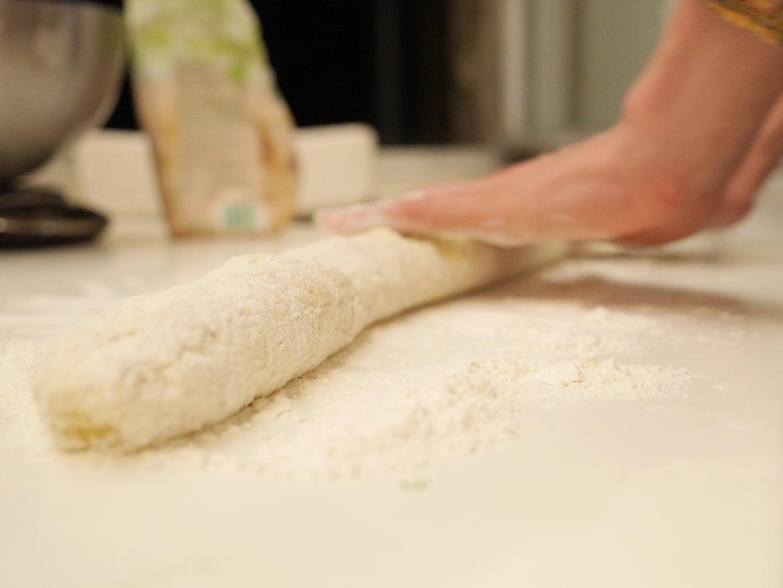 Rolling the Gnocchi