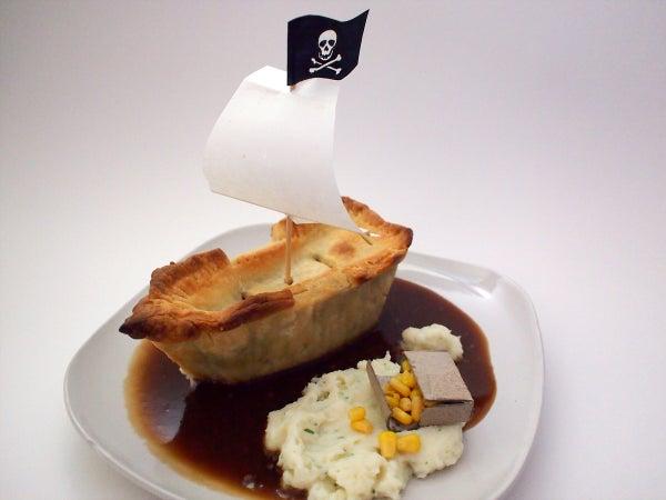 Pirate Pie