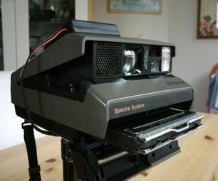 Modify Your Polaroid Spectra Camera to use Non-Polaroid Film