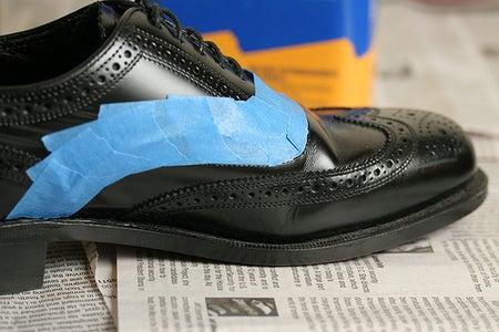 Prep the Shoe