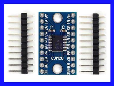 TXS0108E 8-Bit Logic Level Shifter