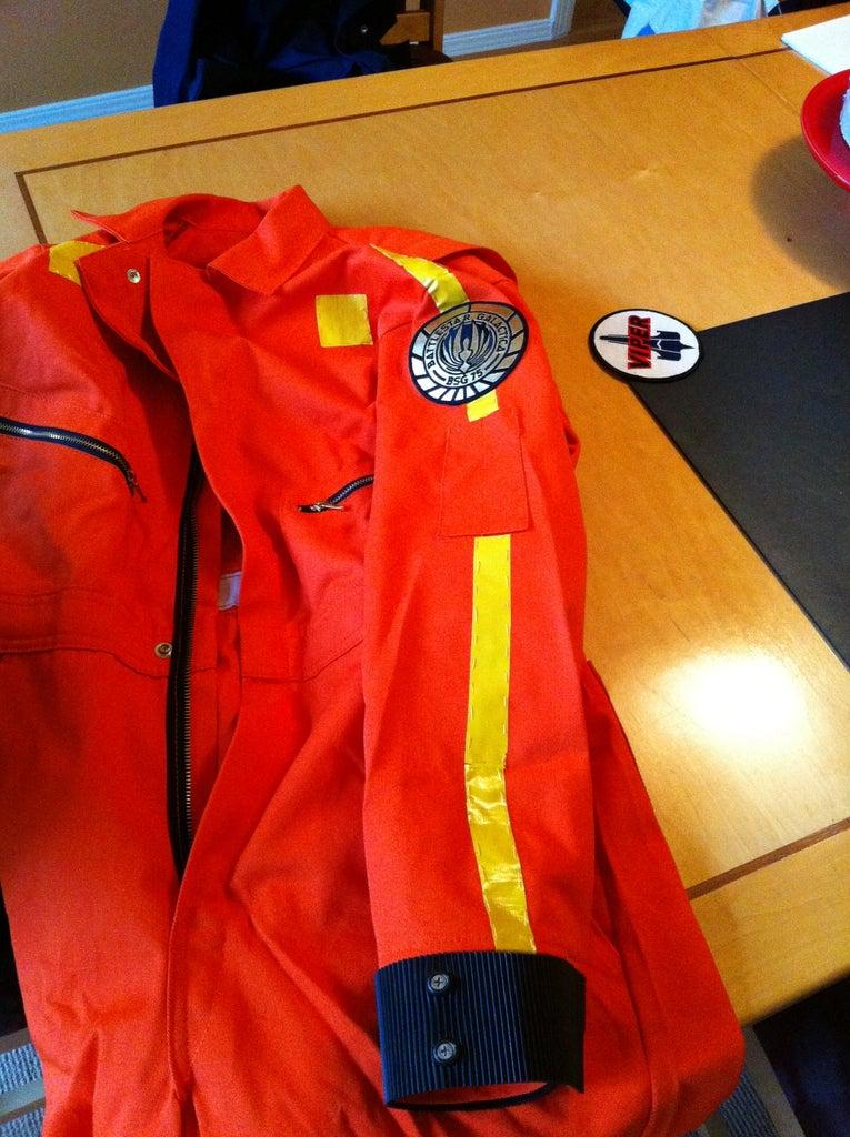 Battlestar Galactica - Deck Hand Suits