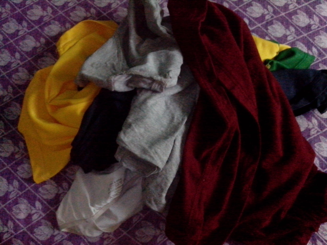 Maximize Drying Place for Wet Clothes