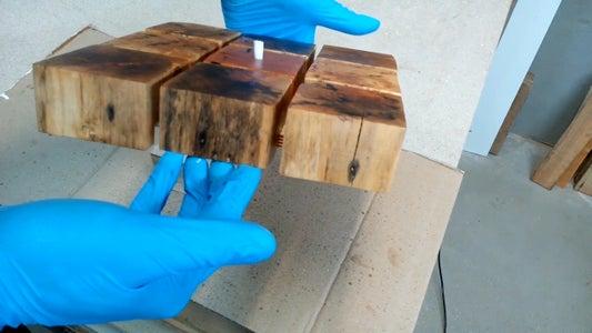 Appling Wood Finish