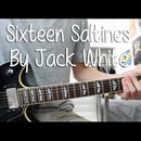 """How to Play """"Sixteen Saltines"""" by Jack White on Guitar"""