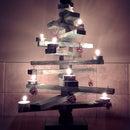 Alternative Tabletop Christmas Tree