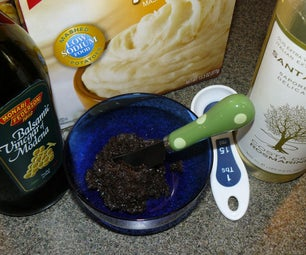 Balsamic Vinegar and Olive Oil Spread