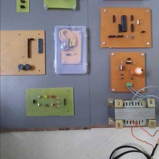 Assembling the Board