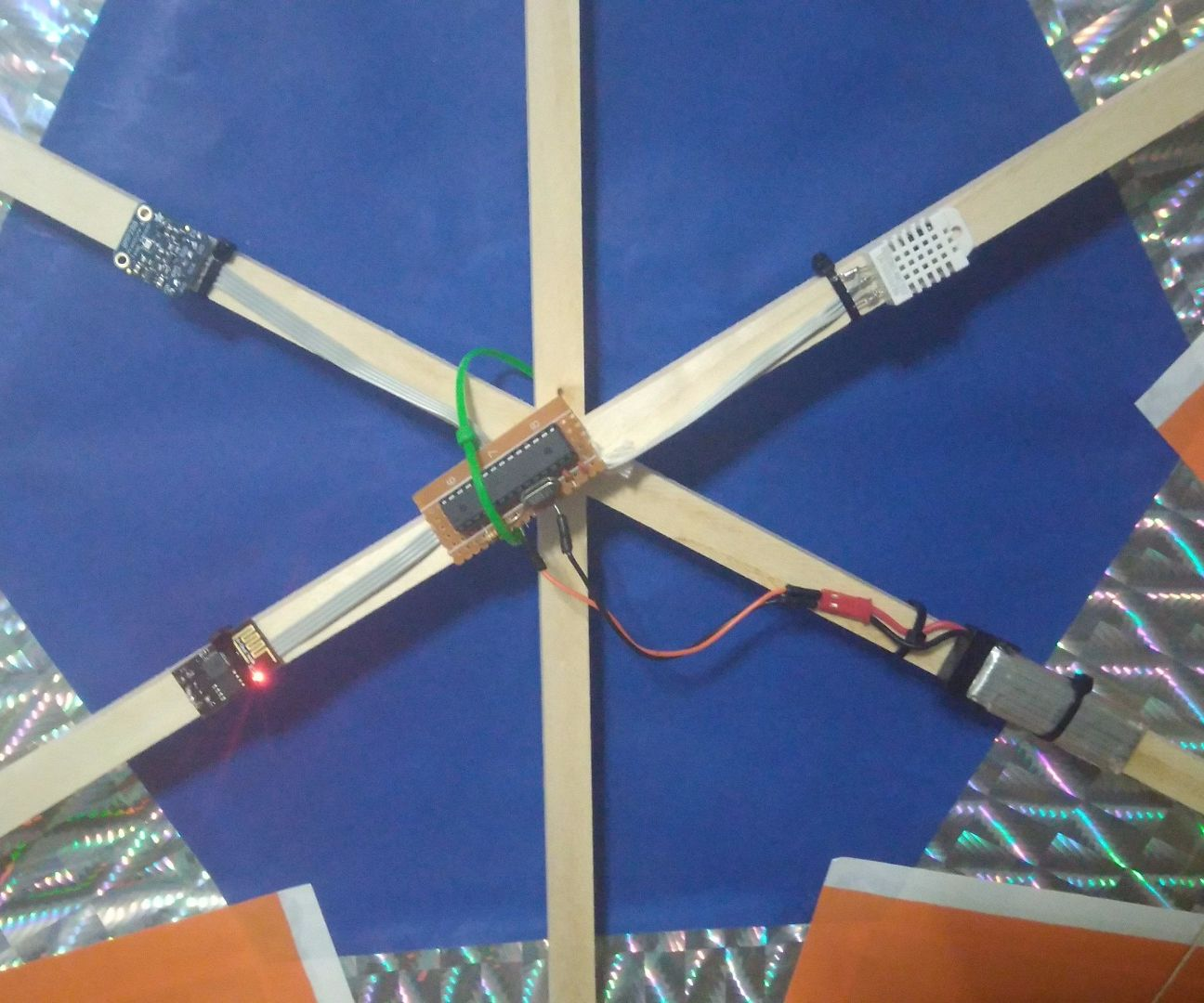 Let's go fly a kite... with an Arduino on it!
