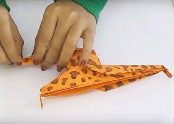Shape the Giraffe!