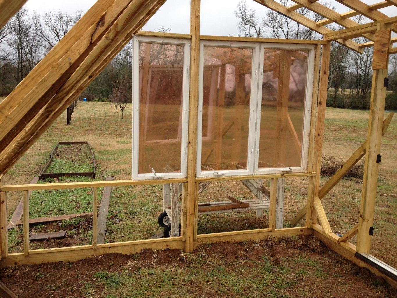 Window Installation Begins