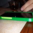 3d printed & laser-engraved iphone 5c case