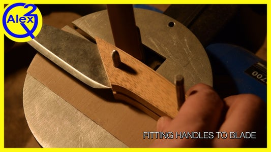 Fitting the Handle to the Blade