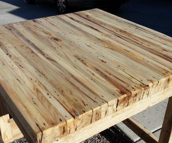 Palletable Workbench