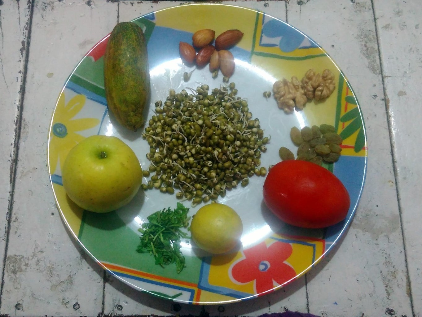 How to Make Sprouted Moong Dal