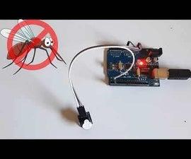 Arduino Mosquito Repellent