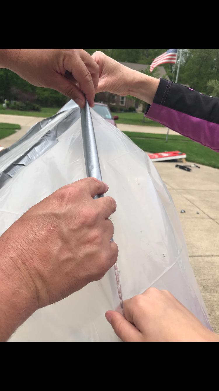 Sealing the Pyramid / Door Opening