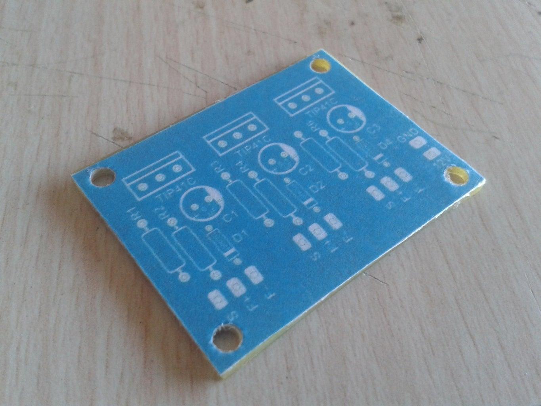 PCB for Fan Control