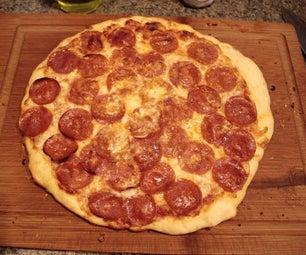 轻松没有揉餐餐厅优质披萨1小时内