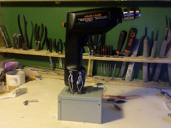 Cordless Drill Upgrade for About $40