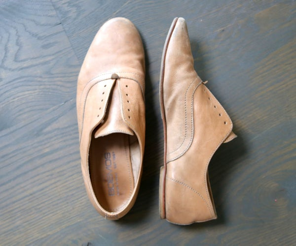 Quick Fix for Slippery Shoes